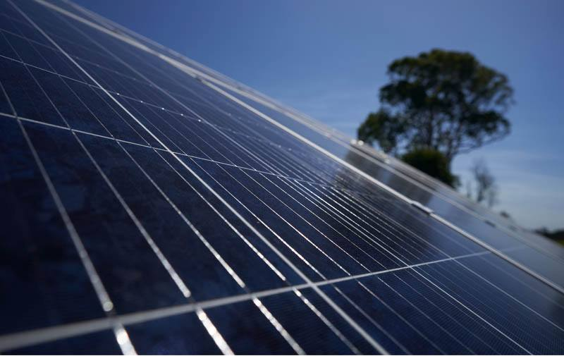 Hybrid Solar the innovative system that allows you to use your power from your solar panels to charge your batteries