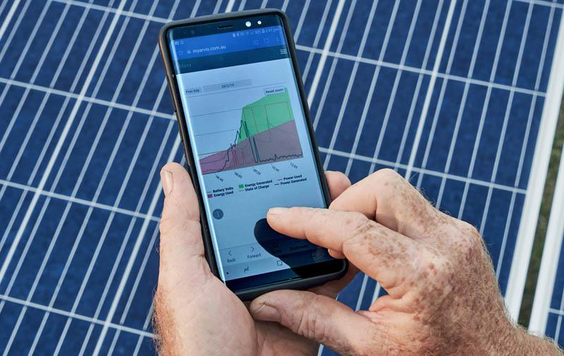Monitor your power bills with empowered offgrid